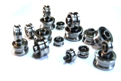 SG…Track rollers with Gothic arch groove profile-SG Series