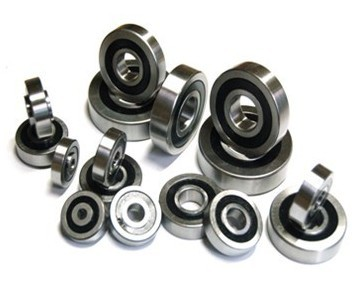 LR…Track rollers with cylindrical or crowned outer ring
